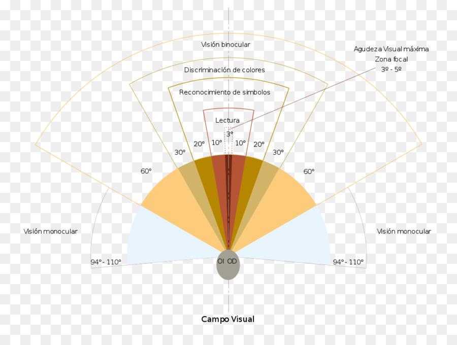peripheral vision, eye, visual perception, diagram, line png