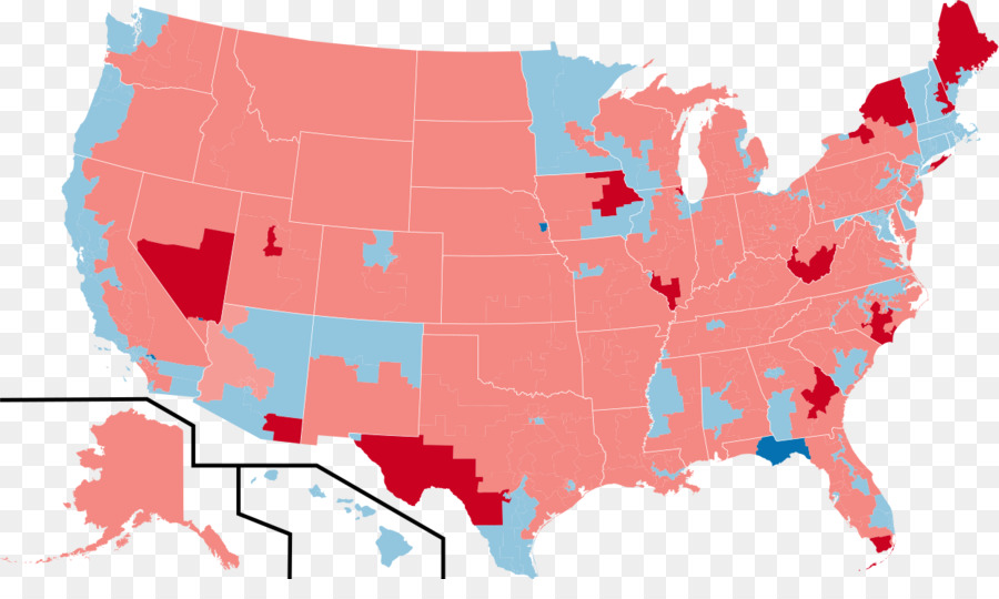 US Presidential Election 2016 United States of America Map ...