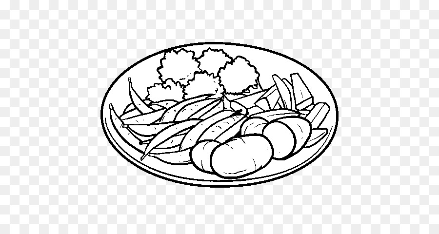 Dish Coloring book Food Drawing Vegetable - menu pizzeria el hornero ...