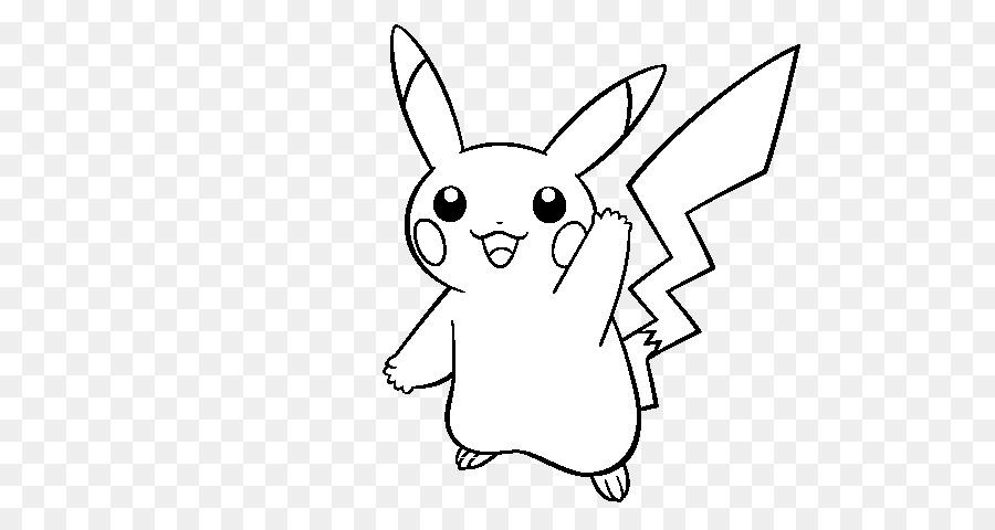 Pikachu Dibujo de libro para Colorear, Pintar Cómo Dibujar - lhama ...