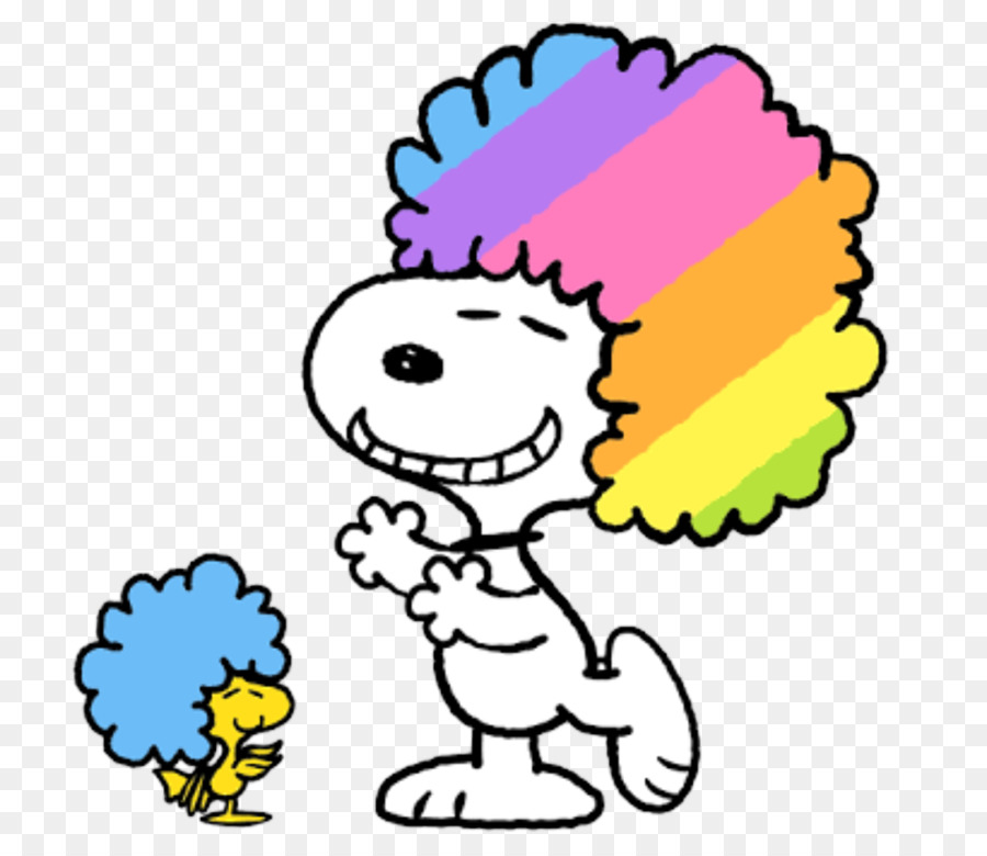 Snoopy Woodstock Peanuts Charlie Brown Aflo Png Download 960824
