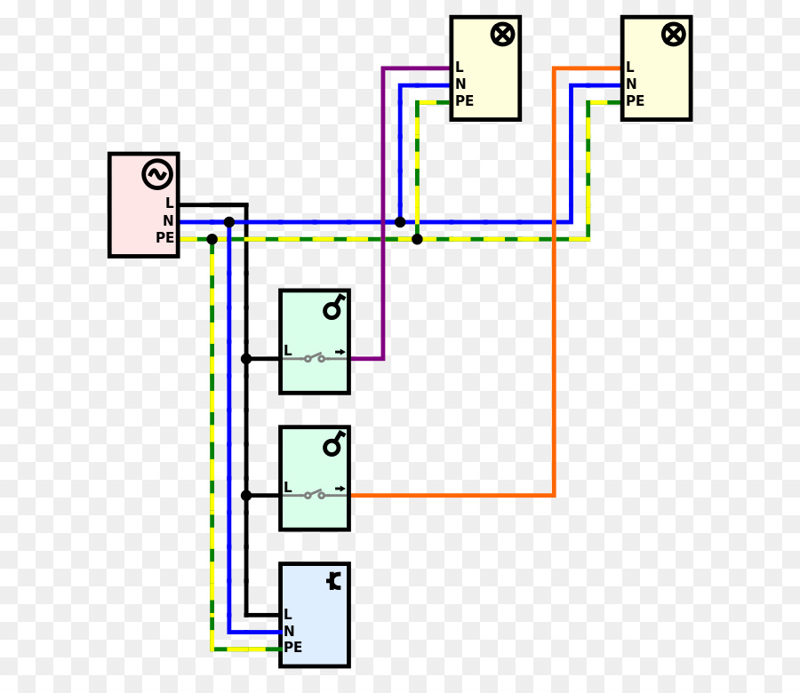 Groovy Electrical Switches Lamp Multiway Switching Wiring Diagram Light Wiring Cloud Geisbieswglorg