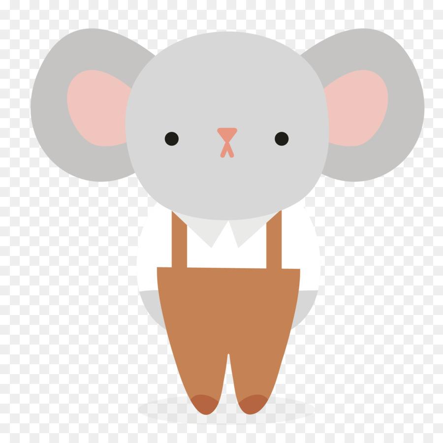Kucing Kartun Hewan Anjing Gambar Anak Gajah Unduh Mamalia