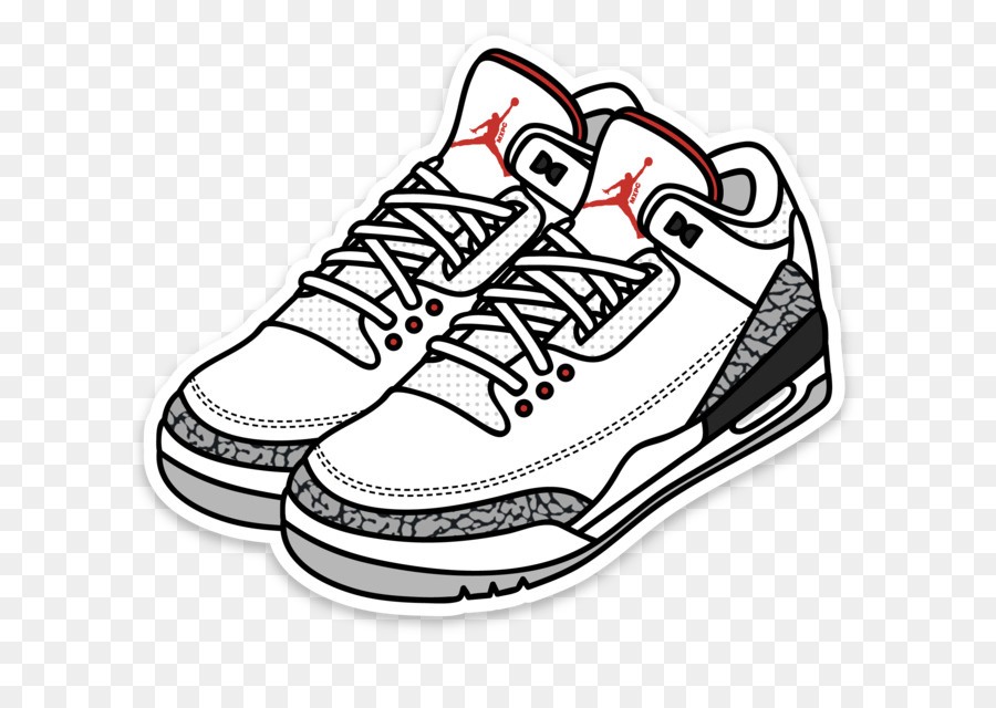 online store 43278 e6ae3 Nike Air Jordan III Shoe Sneakers Jumpman - nike png download - 840630 -  Free Transparent Nike Air Jordan Iii png Download.