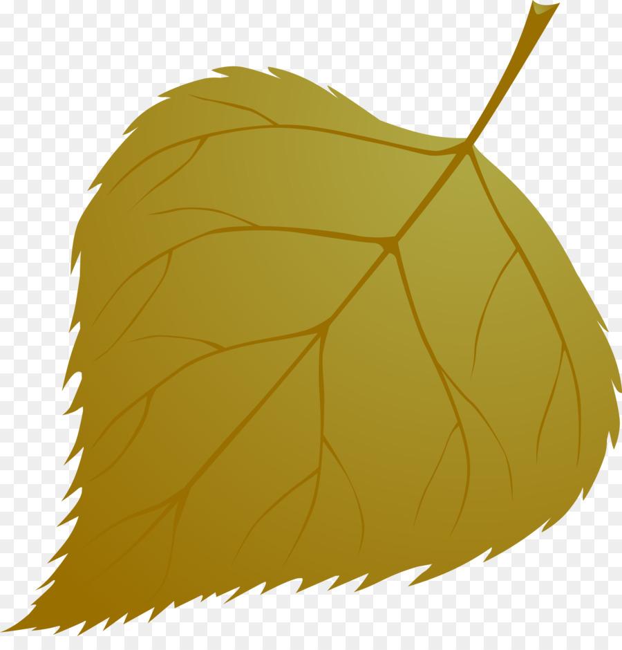 листья березы рисунки