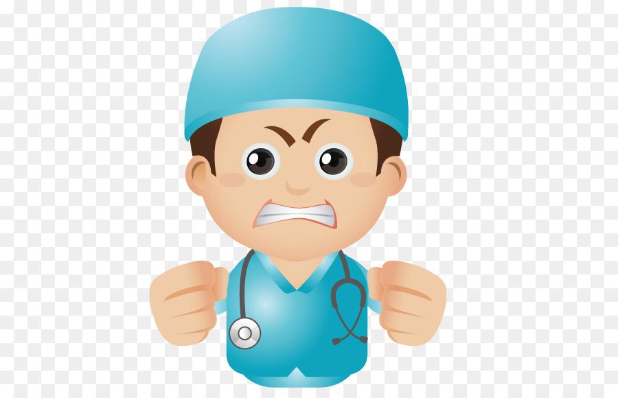 Dokter Clip Art Kartun Obat Vektor Grafis Alat Dokter Unduh