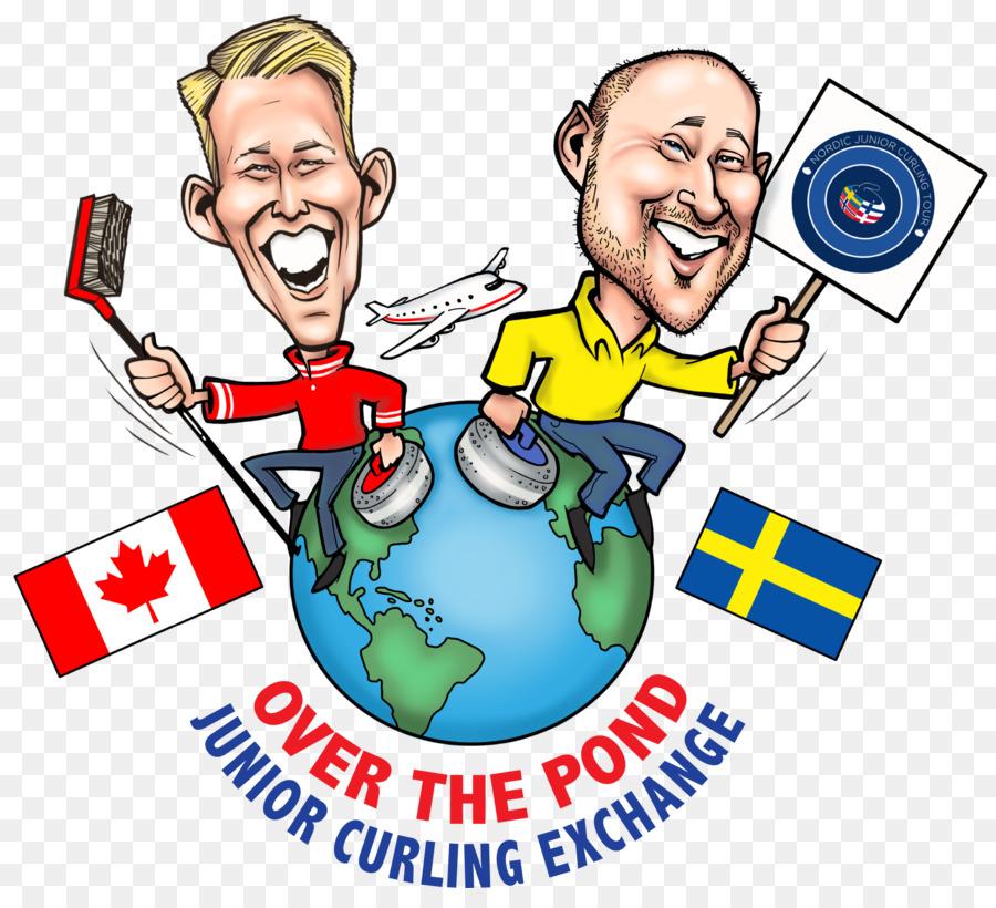 World Curling Tour Marc Kennedy Olympischen Spiele Kurze Haare