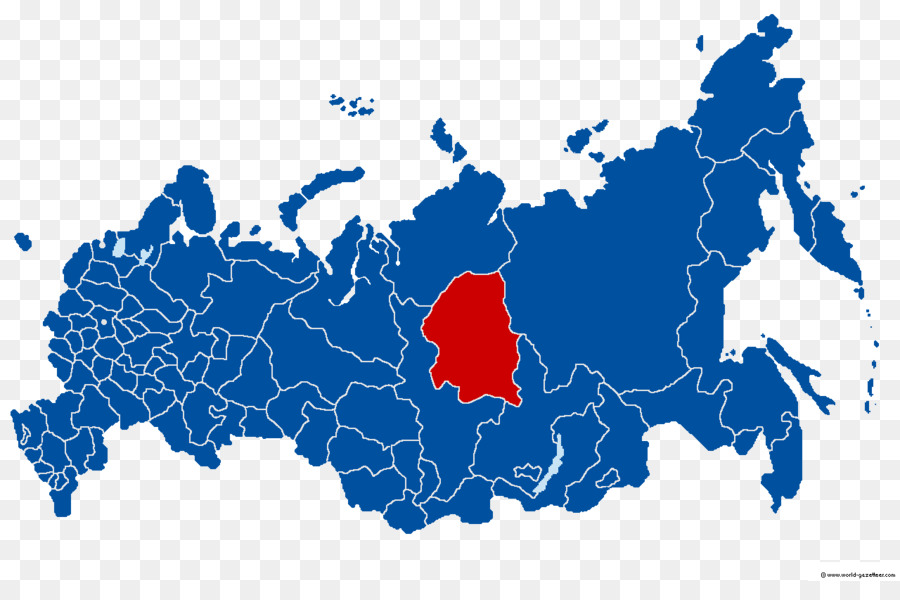 Asian Russia World Map Outline Maps Illini Png Download 1280 826