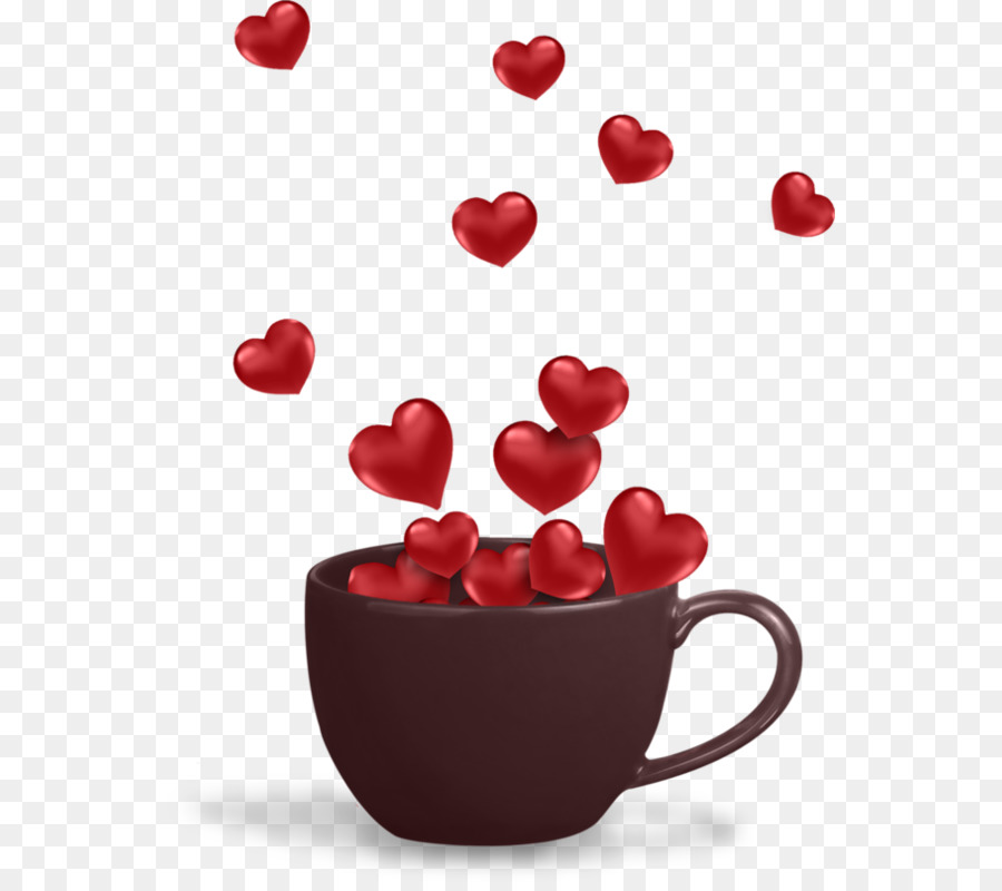 heart cup png download - 600*792 - Free Transparent Dia Dos