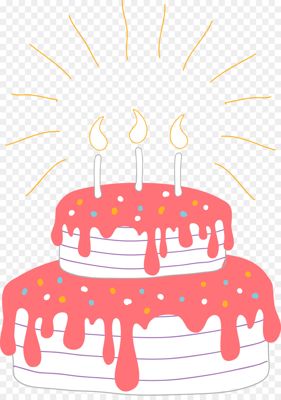 Happy Birthday Text png download - 3626*5099 - Free Transparent ...