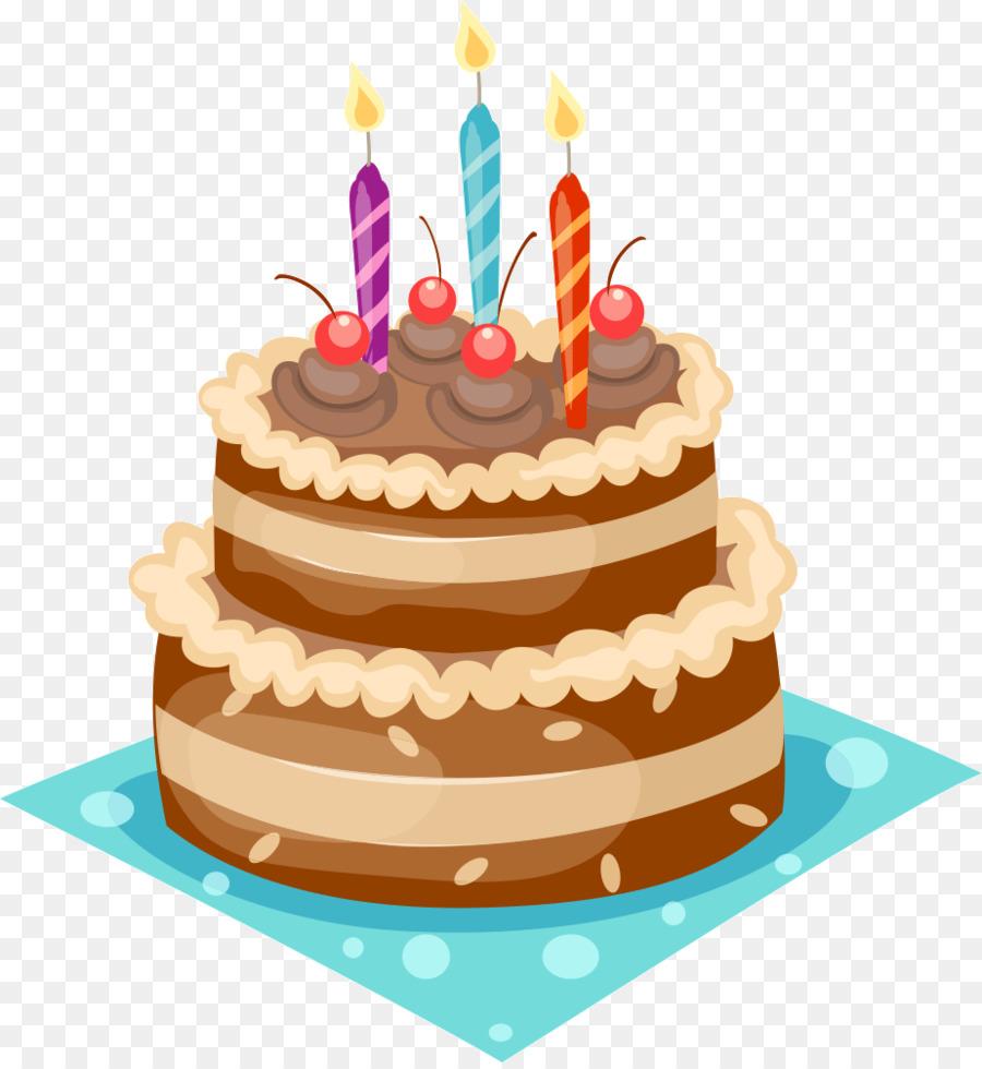 Outstanding Chocolate Cake Cupcake Birthday Cake Clip Art Funky Birthday Personalised Birthday Cards Arneslily Jamesorg