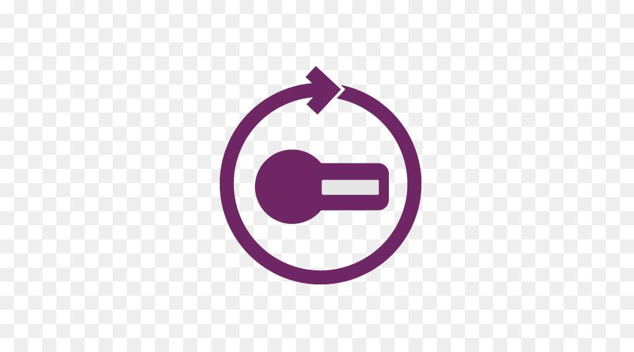 Security Token Violet png download - 500*500 - Free Transparent