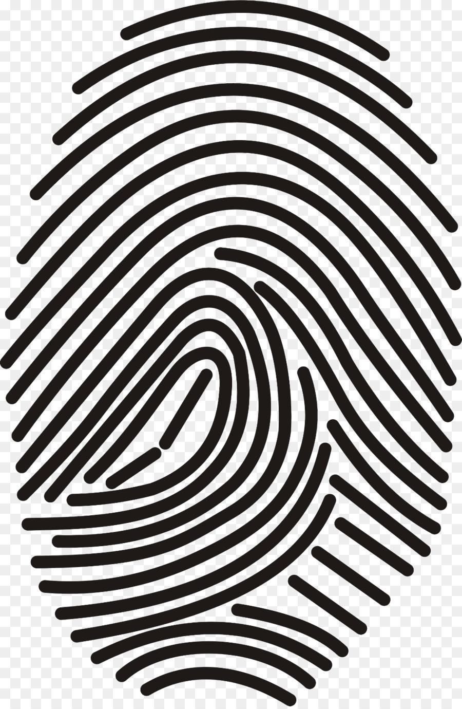 Fingerprint png download - 1079*1648 - Free Transparent