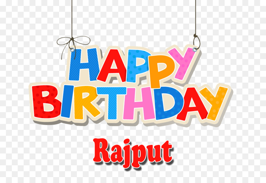 Birthday Wish Logo Text PNG