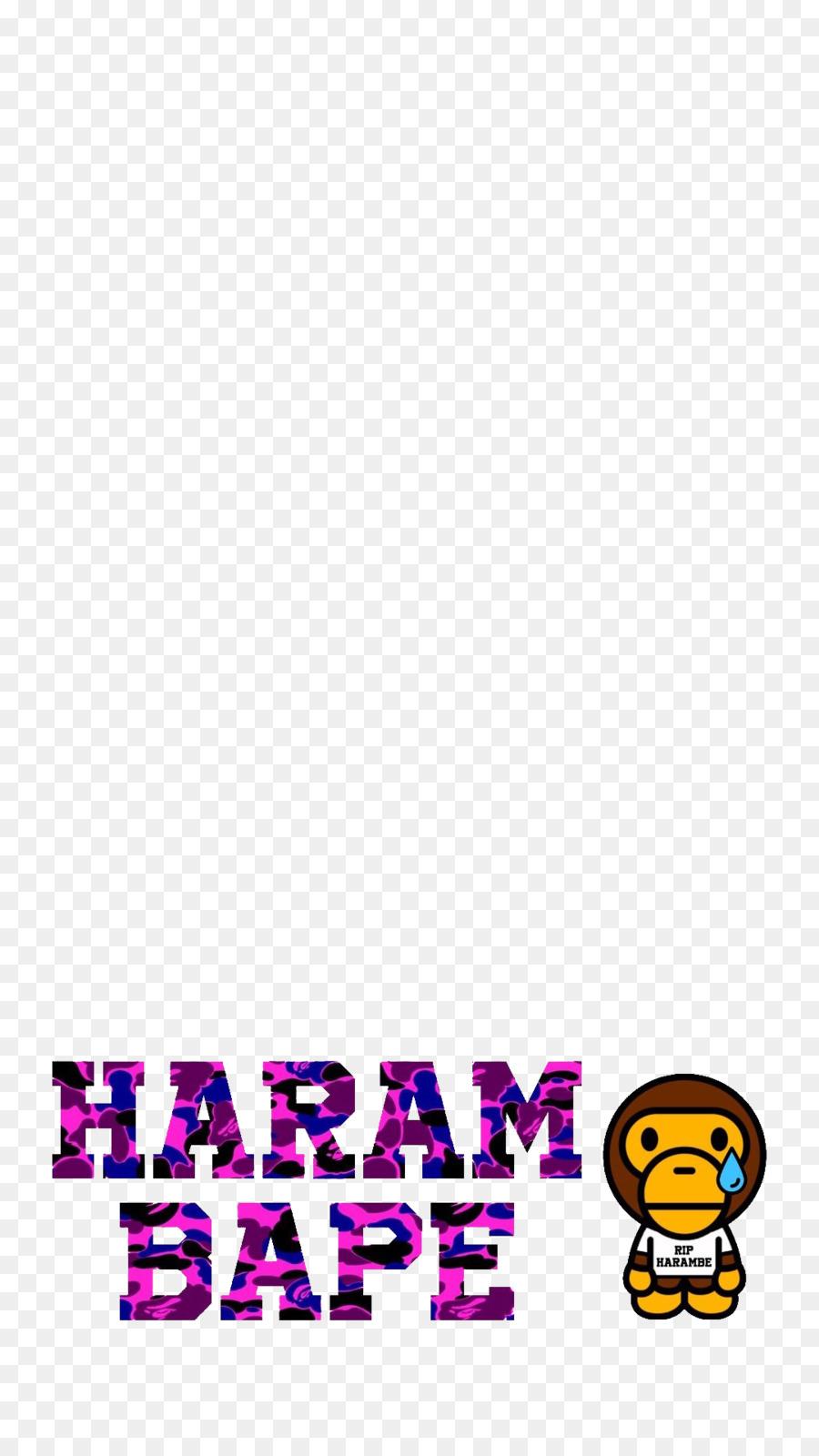 Logo Marke Font Emoticon Produkt Bape Hintergrund Png