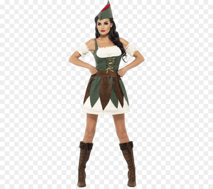 5db7dedadcb Robin Hood Adult Costume Adult Fever Sexy Outlaw Costume Womens Smiffys -  basket ribbon png download - 500 793 - Free Transparent Robin Hood png  Download.