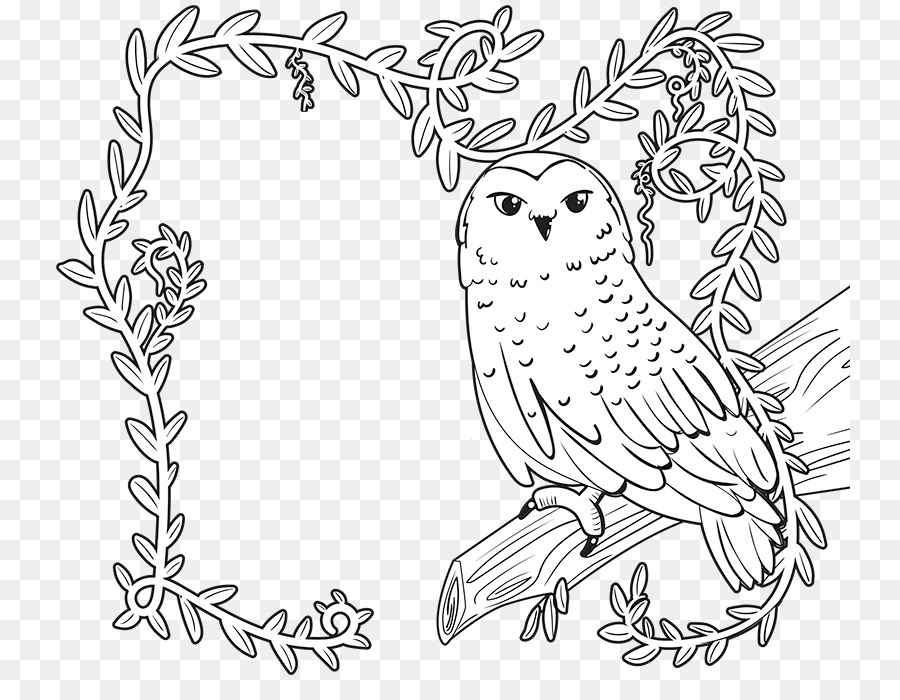 The Enchanted Forest Coloring Book Drawing Image Book Png Download