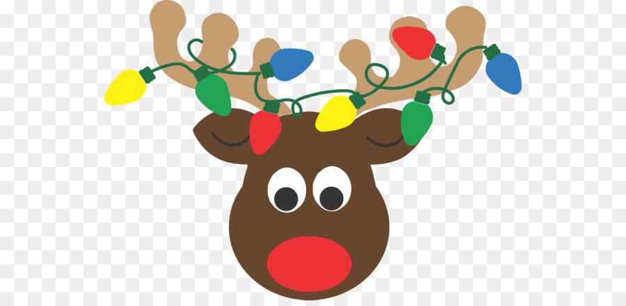 Reindeer, Christmas Graphics, Christmas Lights, Deer PNG