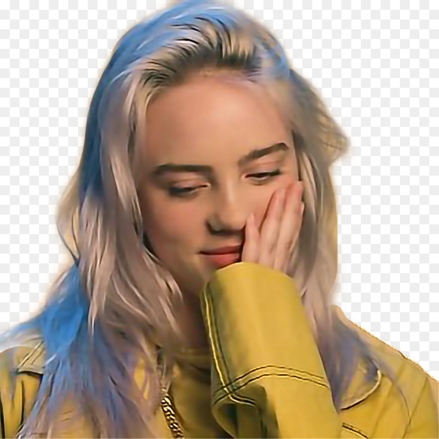 Billie Eilish Hair Png Download 1024 1024 Free Transparent