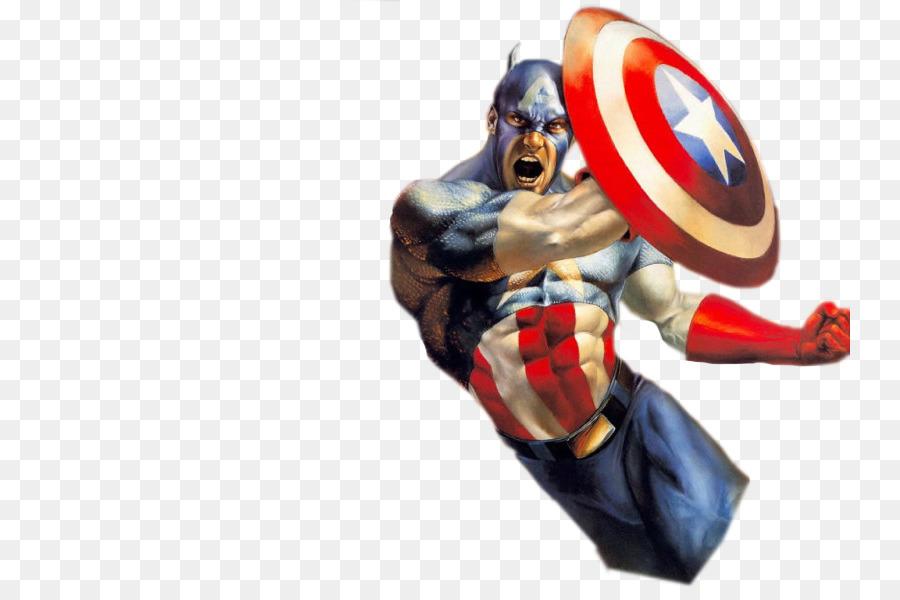 Captain Marvel Cartoon png download - 800*600 - Free Transparent
