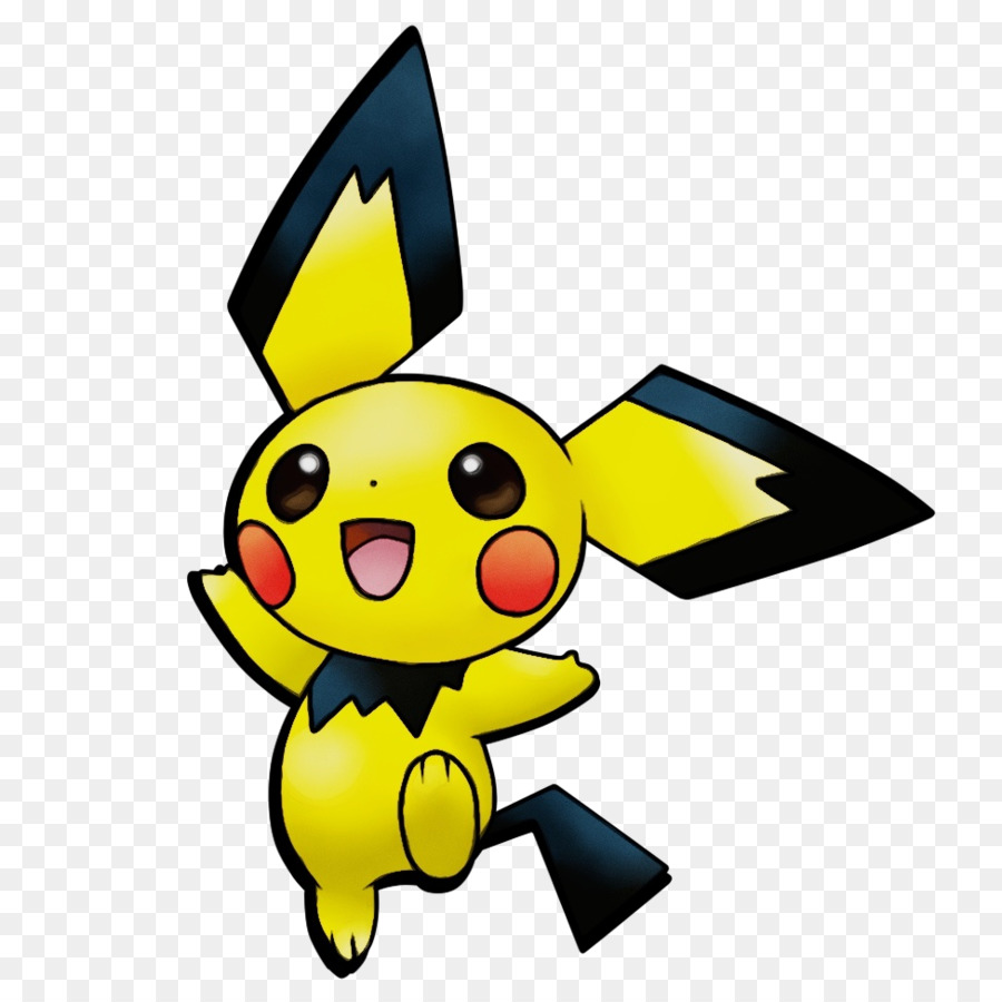 Pikachu Cartoon Png Download 975 975 Free Transparent