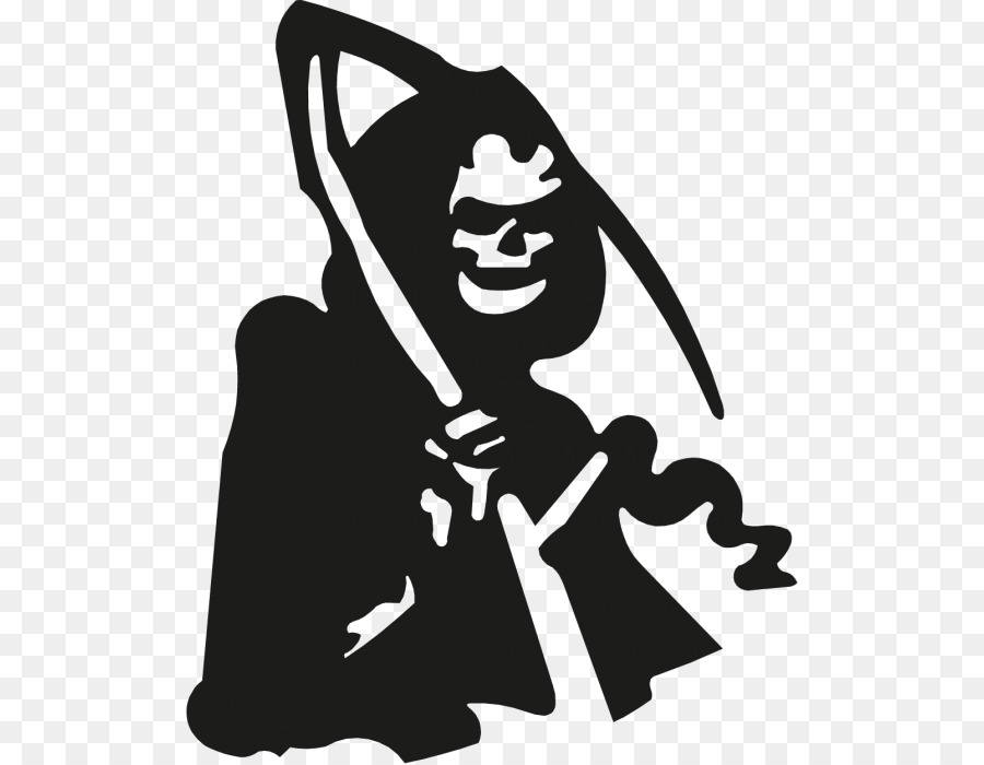 Death Stencil png download - 560*700 - Free Transparent Death png