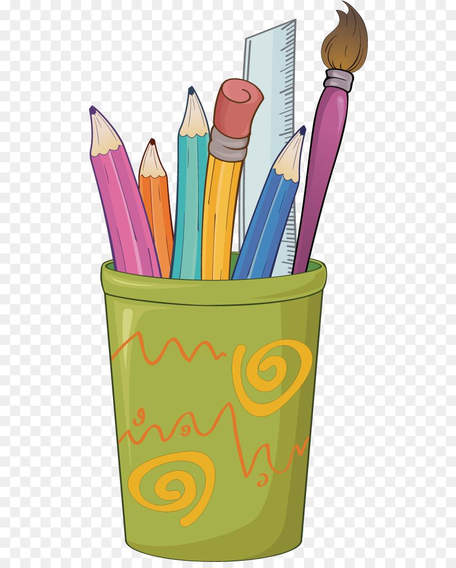 Hình ảnh Trường Bút Chì Màu Crayon Bút Chì Màu Png Png Tải