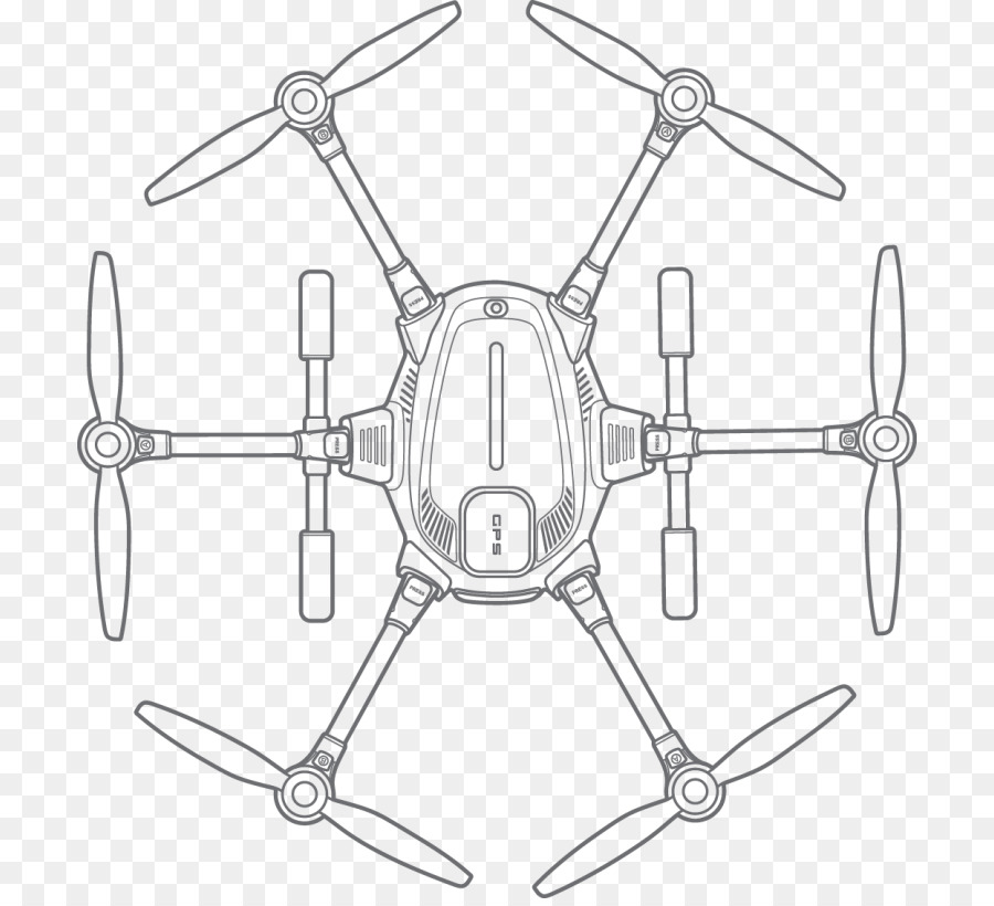 quadcopter, wiring diagram, unmanned aerial vehicle, line art, line png