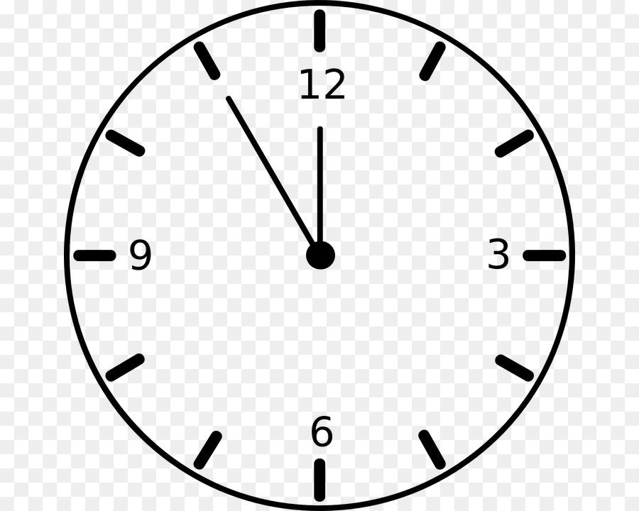 Clock Face png download - 720*720 - Free Transparent Clock