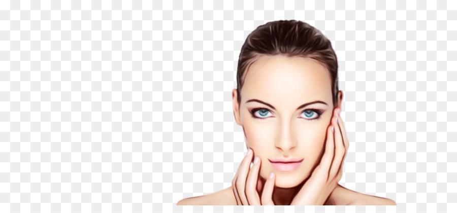 Eyebrow Eyelash Cheek Hair coloring Forehead - png download - 1024 ...