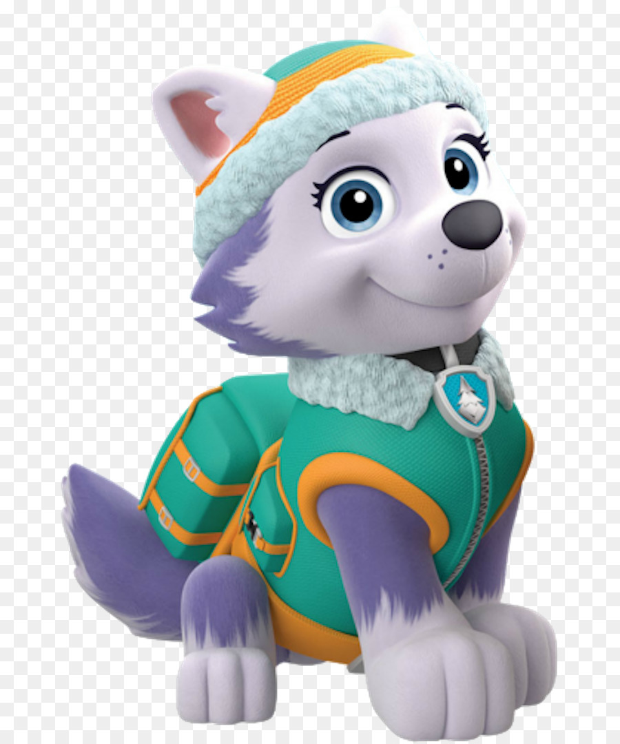 Paw patrol everest. Clipart png download free