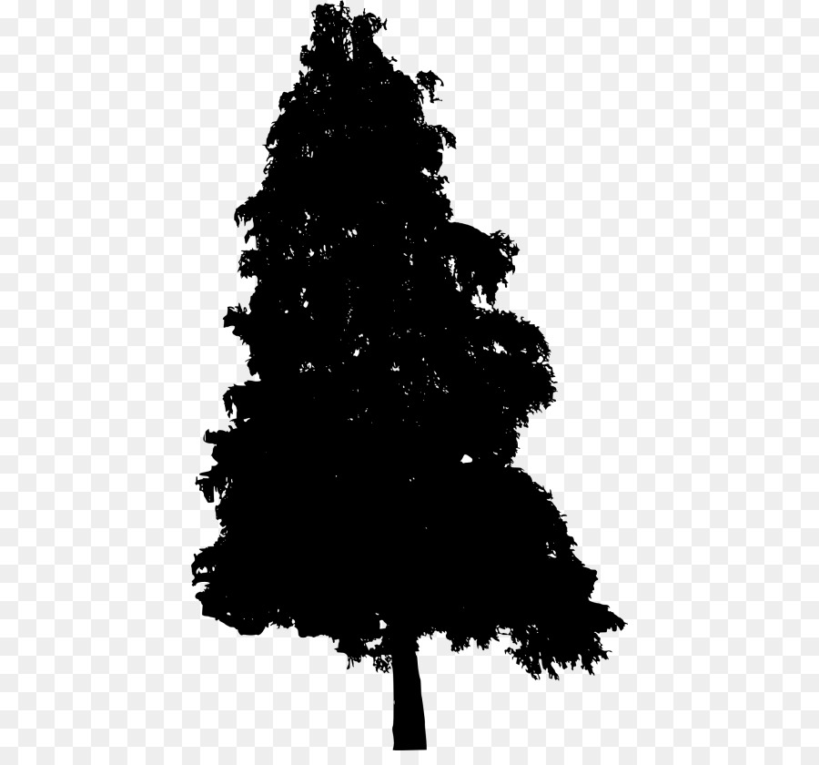 White Christmas Tree Png.Christmas Black And White Png Download 480 824 Free