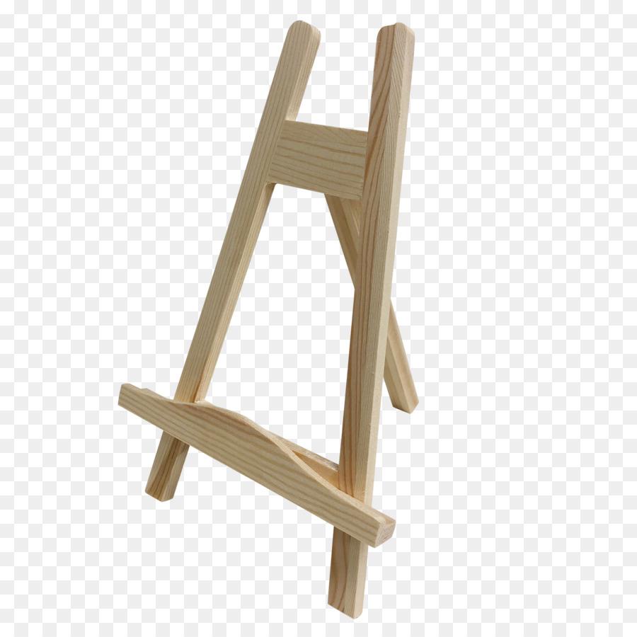 m 083vt Stuhl Gartenmöbel Staffelei Holz Rahmen