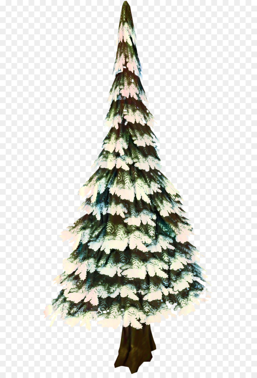 White Christmas Tree Png Transparent.White Christmas Tree Png Download 605 1308 Free