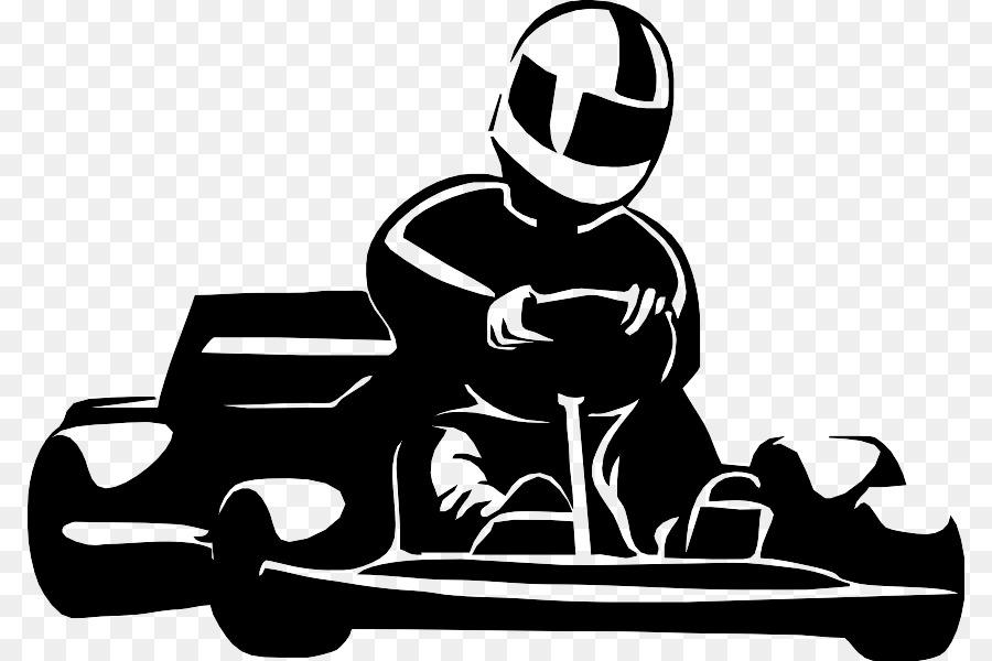 Go Kart Kart Racing Wandtattoo Aufkleber Holz Png